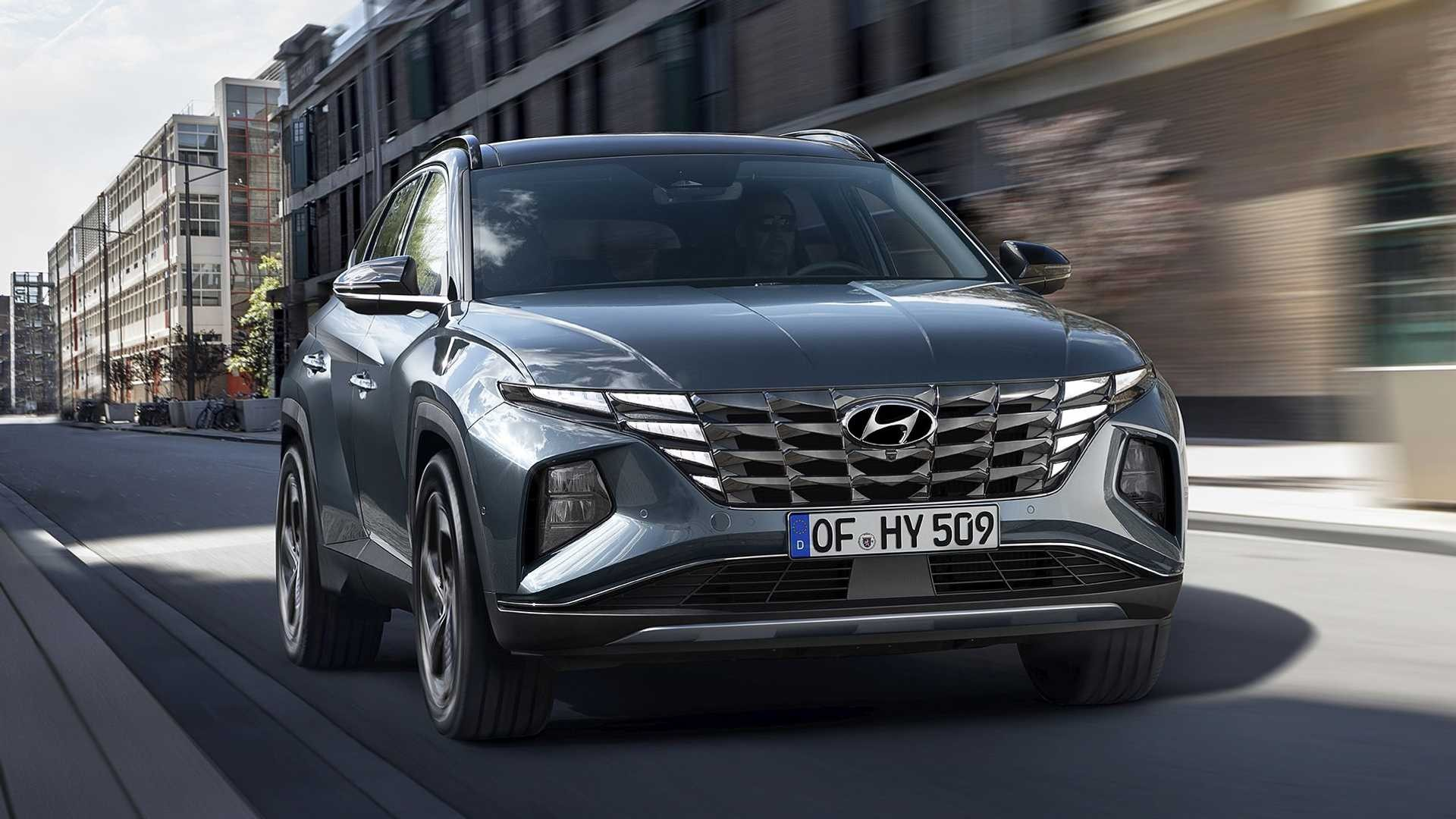 Hyundai представив комплектації нового кросовера Tucson для України