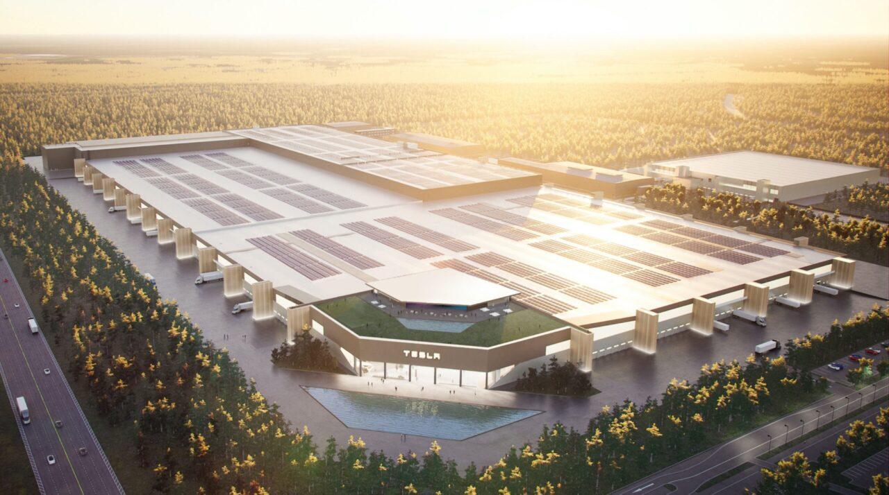 Tesla побудує Гіперфабрику в Україні