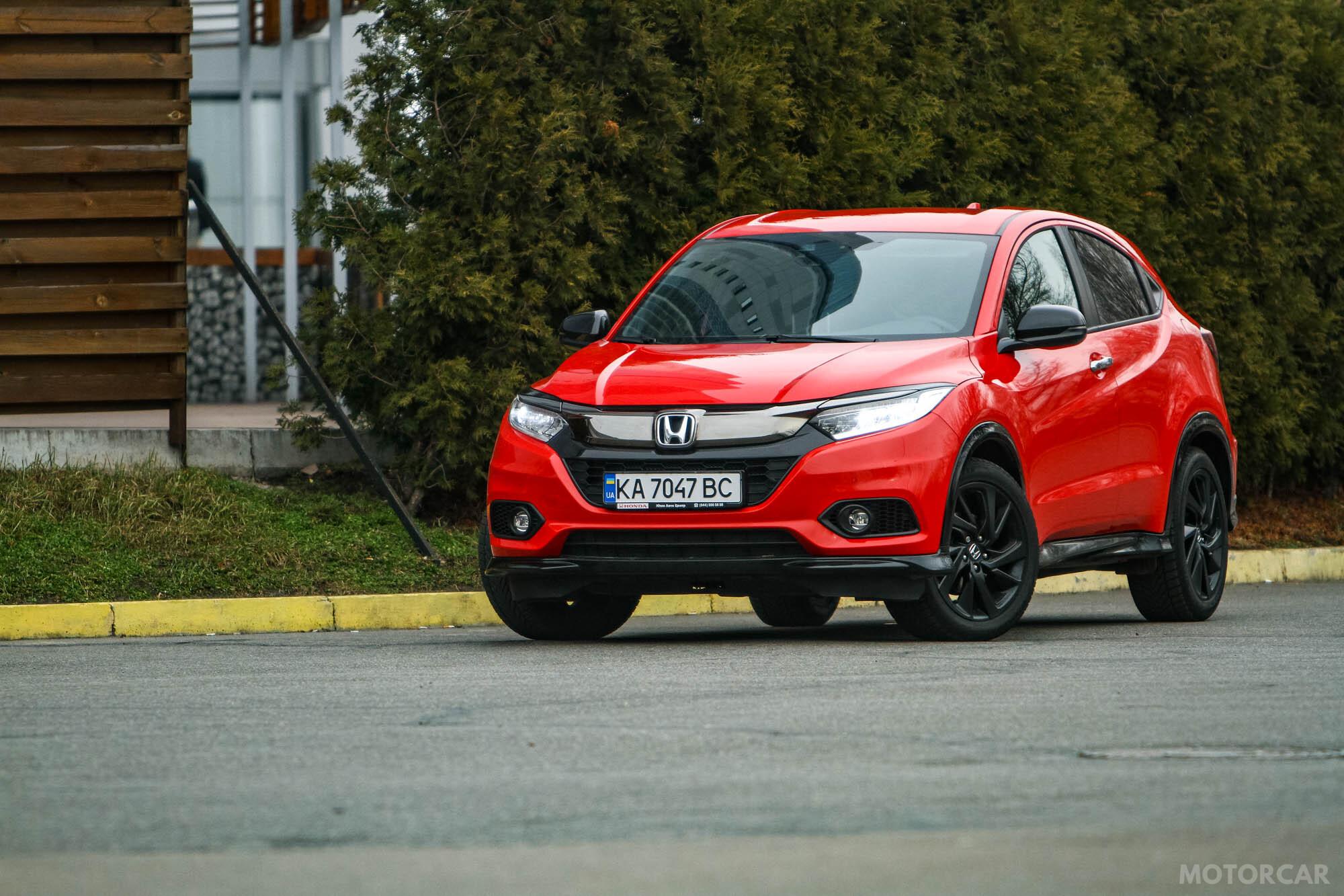 Honda HR-V Sport 2021 року