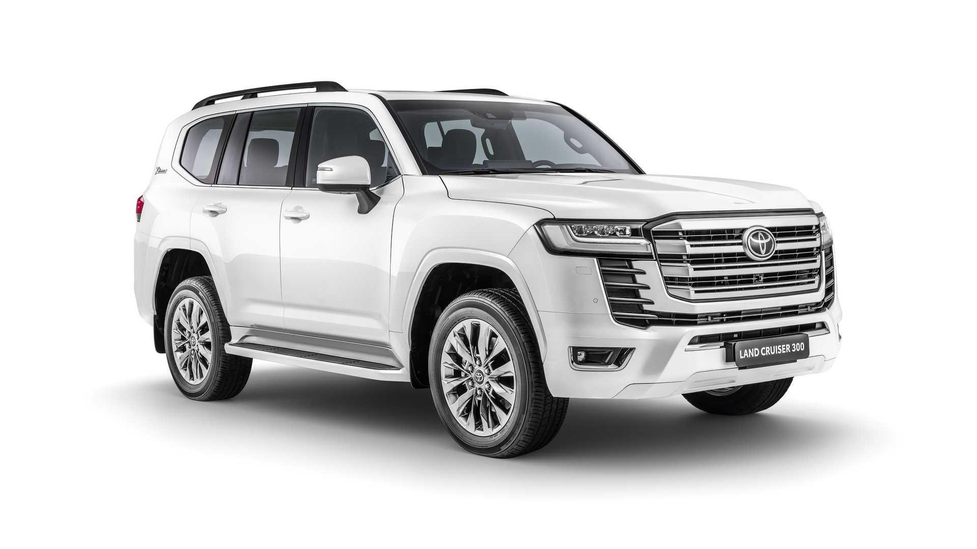 Toyota представила нове покоління позашляховика Land Cruiser
