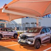 Dacia Spring 2021 року