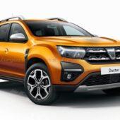 Dacia Duster 2021 року