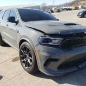 Dodge Durango SRT Hellcat 2021року (розбитий)