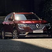 Renault Koleos 2022 року
